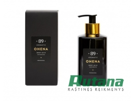 "Kūno pienelis ""Ohena"" 300ml Aromatic 89"