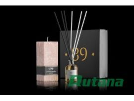 """Parfumuotos žvakės ir namų kvapo rinkinys """"Old Million"""" Aromatic 89"""