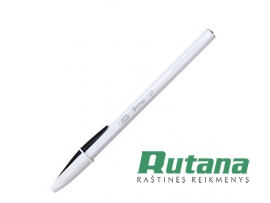Tušinukas Cristal UP 1.2mm juodas BIC