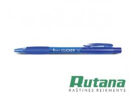 "Automatinis tušinukas ""Clicker"" 0.7mm mėlynas Forpus 51502"