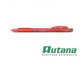 """Automatinis tušinukas """"Clicker"""" 0.7mm raudonas Forpus 51503"""