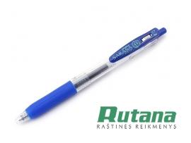 Automatinis gelio rašiklis SARASA CLIP 0.4mm mėlynas Zebra