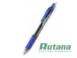 Automatinis gelio rašiklis SARASA 1.0mm mėlynas Zebra