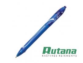Automatinis gelio rašiklis Gel-ocity Quick Dry 0.7mm mėlynas BIC