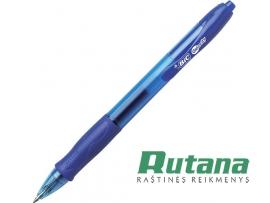 Automatinis gelio rašiklis Gel-ocity 0.7mm mėlynas BIC