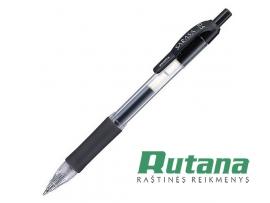 Automatinis gelio rašiklis SARASA 0.5mm juodas Zebra