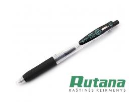 Automatinis gelio rašiklis SARASA CLIP 0.4mm juodas Zebra