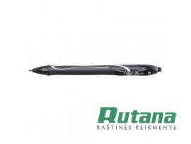 Automatinis gelio rašiklis Gel-ocity Quick Dry 0.7mm juodas BIC