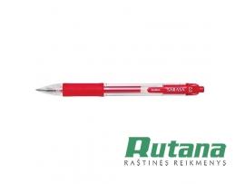 Automatinis gelio rašiklis SARASA 0.5mm raudonas Zebra
