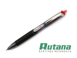 Automatinis gelio rašiklis SARASA SE 0.7mm raudonas Zebra
