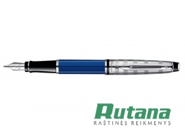 Plunksnakotis Expert Deluxe Blue CT Waterman S1904580