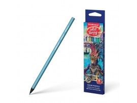 Spalvoti pieštukai ArtBerry Metallic 8 spalvų ErichKrause 39425