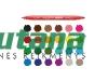 Flomasteriai BIRELLO Carioca dvipusiai 24 spalvų Universal 41521