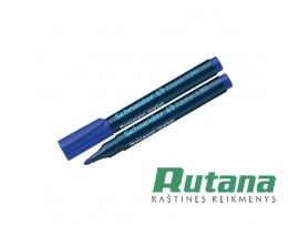 Permanentinis žymeklis Maxx 130 1-3 mm mėlynas Schneider