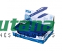 Automatinis tušinukas P1 Rubber Touch mėlynas Milan 176510925
