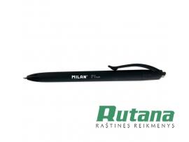 Automatinis tušinukas P1 Rubber Touch juodas Milan 176511925