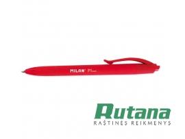 Automatinis tušinukas P1 Rubber Touch raudonas Milan 176512925