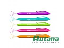 Automatinis tušinukas P1 Rubber Touch įvairių spalvų Milan 176555124