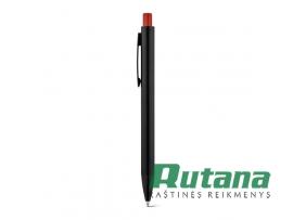 """Automatinis tušinukas """"Joan"""" juodas/raudonas korpusas HD 91694-105"""
