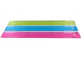Liniuotė 30 cm spalvota Wedo 523089