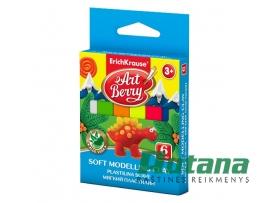 Plastilinas ArtBerry 6 spalvų 90g ErichKrause 41777