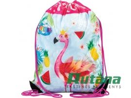 """Maišelis sportinei aprangai """"Flamingo"""" Centrum 80588"""