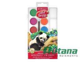 Akvarelė ArtBerry 12 spalvų ErichKrause 41726