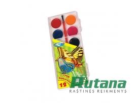 Akvarelė Zoo 12 spalvų Centrum 80447