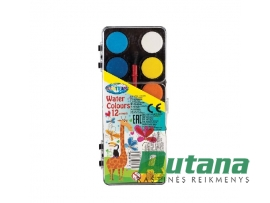 Akvarelė Giraffe 12 spalvų Centrum 87708